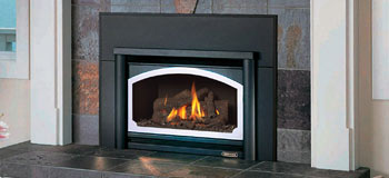 A cozy fireplace fireplace store in naperville crest for Residential retreat fireplace doors