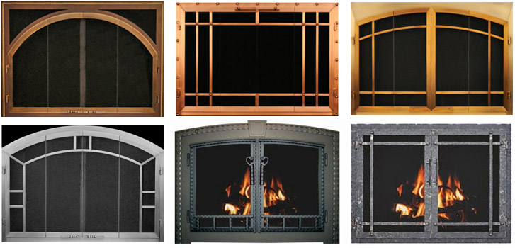 fireplace-doors