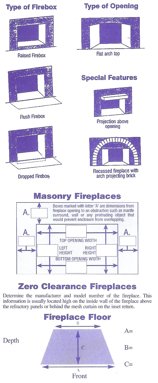 frequently asked questions a cozy fireplace